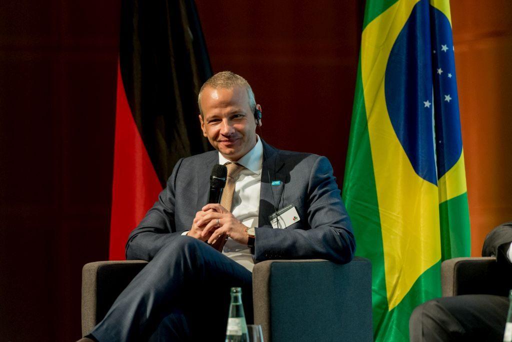 Dr. Markus Kamieth, LADW-Mitglied und Mitglied des Vorstands BASF SE