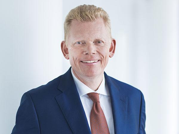Stellvertretender LADW-Vorsitzender Guido Kerkhoff - thyssenkrupp