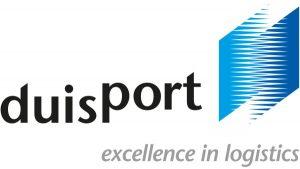 Logo Duisburger Hafen