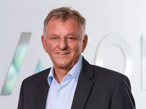 Foto des LADW Vorsitzenden Andreas Renschler - Volkswagen AG und TRATON SE