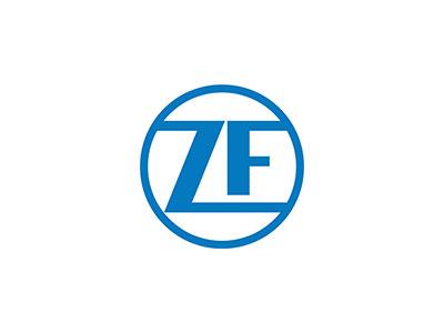 Logo ZF Friedrichshafen AG