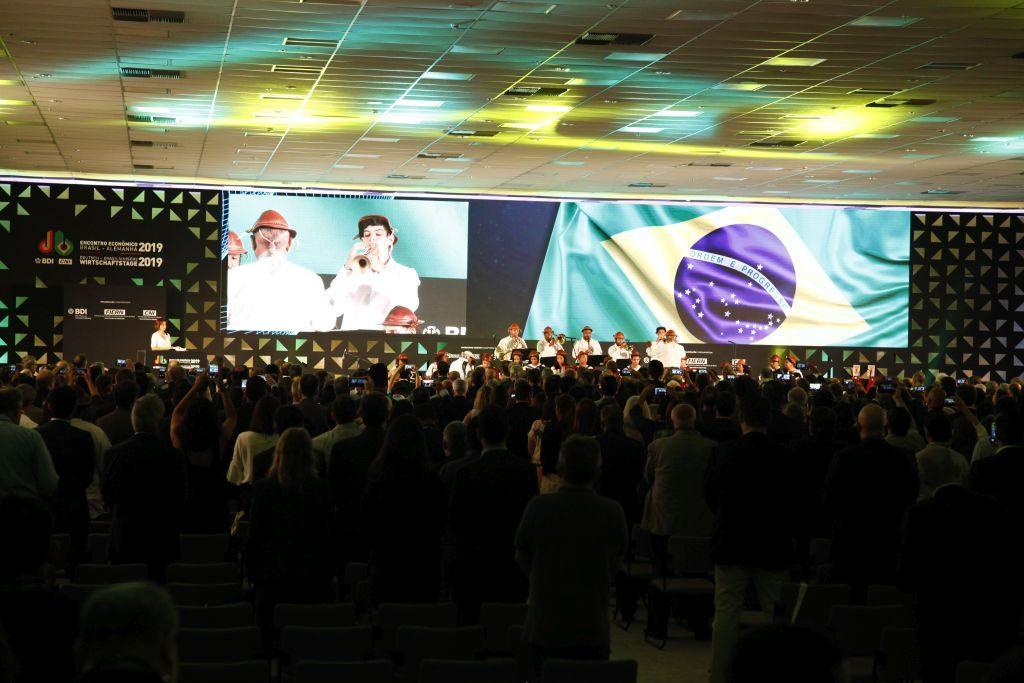Wirtschaftstage in Natal Brasilien