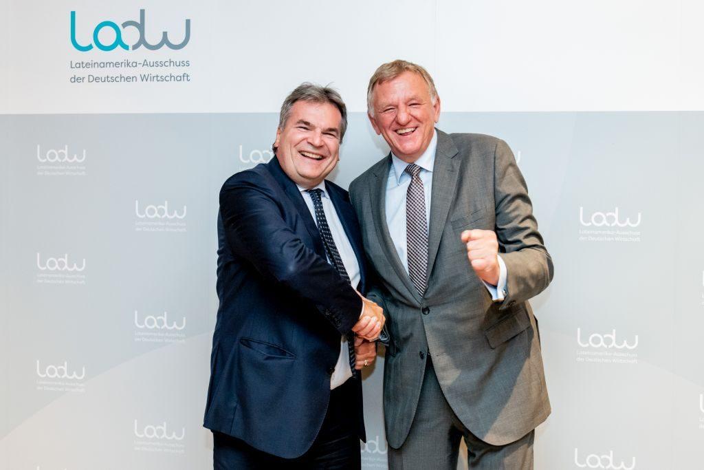 Dr. Cornelius Baur CEO Deutschland und Österreich McKinsey