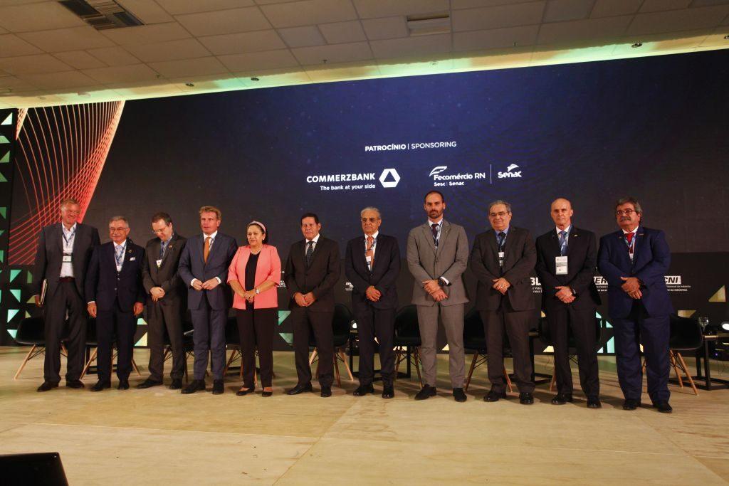 Eröffnung Deutsch-Brasilianische Wirtschaftstage 2019