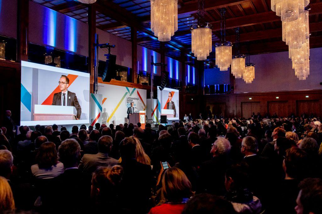Bundesaußenminister Maas auf der Lateinmerika-Karibik-Konferenz