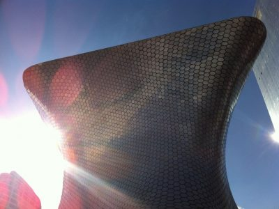 Mexiko Museum Soumaya